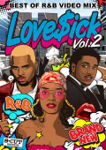 【1枚組】 Love$ick Vol.2 / S-Cut Records 【[国内盤MIX DVD】