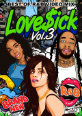 【1枚組】 Love$ick Vol.3 / S-CUT RECORDS 【[国内盤MIX DVD】