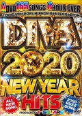 【4組】DIVA 2020 -NEW YEAR HITS- / I-SQUARE 【[国内盤MIX DVD】