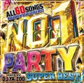【1枚組】 NO.1 PARTY SUPER BEST / DJ YA-ZOO 【[国内盤MIX CD】