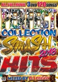 【3枚組】 PERFECT COLLECTION SMASH HITS 2018/ DJ DIGGY 【[国内盤MIX DVD】