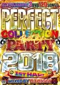 【3組】 PERFECT COLLECTION BEST OF PARTY 2018 1ST HALF / DJ DIGGY 【[国内盤MIX DVD】