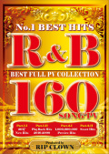 【二層式(DVD9)2枚組】 THE R&B 160 No.1 BEST HITS / RIP CLOWN 【[国内盤MIX DVD】