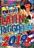 【3組】NO.1 LATIN REGGAETON PARTY 2019 / DJ DIGGY 【[国内盤MIX DVD】