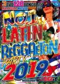 【3組】NO.1 LATIN REGGAETON PARTY 2019 / DJ DIGGY 【[国内盤MIX DVD】