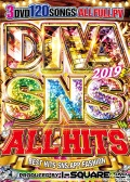 【3組】DIVA 2019 SNS ALL HITS / I-SQUARE 【[国内盤MIX DVD】