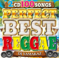 【2枚組】 PERFECT BEST REGGAE 100SONGS / DJ YAMAKAZ 【[国内盤MIX CD】