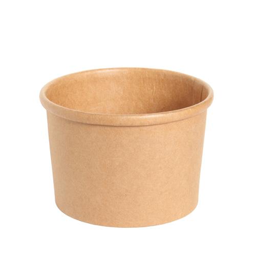 UBP 8oz未晒カップ スープカップ (265ml)1000個
