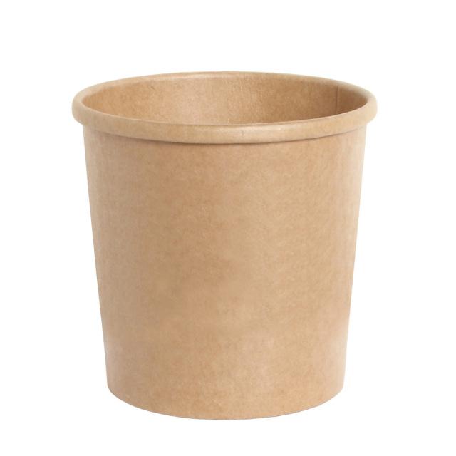 UBP 12oz未晒カップ スープカップ (380ml)1000個