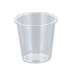 ポリマーカップ2オンス【透明】3000個