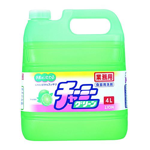 ★チャーミーグリーン4Lボトル