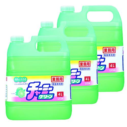 チャーミーグリーン4Lボトル3本入