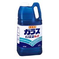 液体ガラスクリーナールック 2.2Lボトル 6本