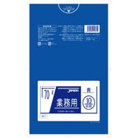 ゴミ袋 META70L用0.035×800×900mm(青) 400枚