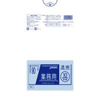 ゴミ袋 META90L用0.04×900×1000mm(透明) 300枚