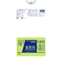 ゴミ袋 META90L用0.04×900×1000mm(乳白) 300枚
