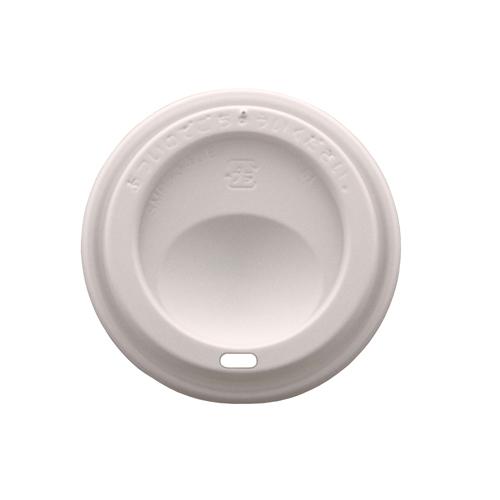 業務用 ★フタ 断熱コップLID【SMP-420E用】ホワイト 50枚