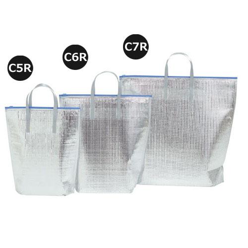 ミナクールパック C6R 保冷袋ファスナー付 M 折込 50枚