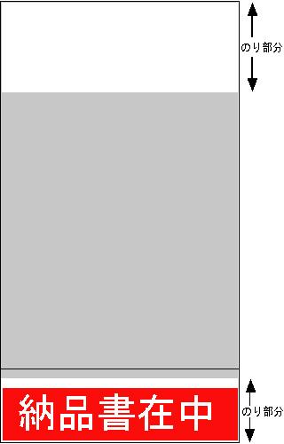 デリバリーパック(L-48)納品書在中2500枚 160x360(65)mm