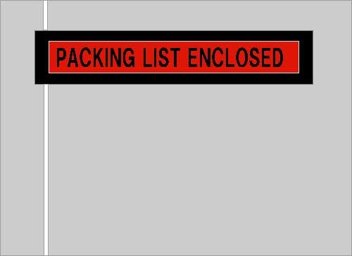 デリバリーパック(L-101B)PAKINGLIST2000枚 (115x155mm)