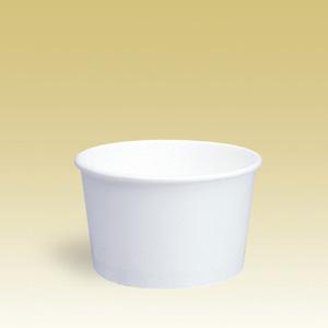 業務用 アイスクリームカップPI-120T(ホワイト) 146ml 1500個※大袋入り