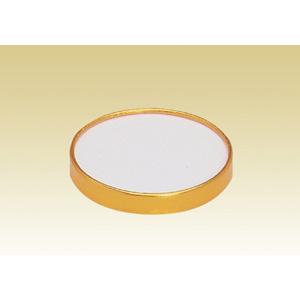 業務用 アイスクリームカップPI-120T用LID(ゴールドリング) (蓋)1500枚※大袋入り