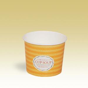 業務用 紙容器PC-395(スープカップ) 396ml 1000個