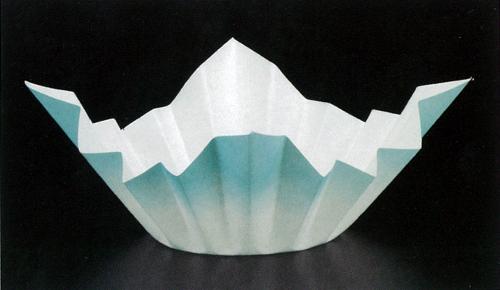 ★色和紙鍋 水色250枚