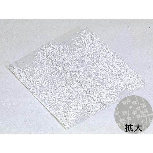 ポリ風呂敷(No.90 かすみ草) 300枚