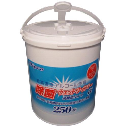 除菌ウェットワイパー高機能α 6個