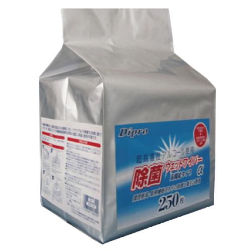 除菌ウェットワイパー高機能α(詰替え) 6袋