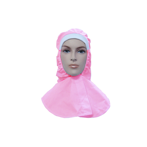 オリジナル作業用頭巾(ピンク) 50枚