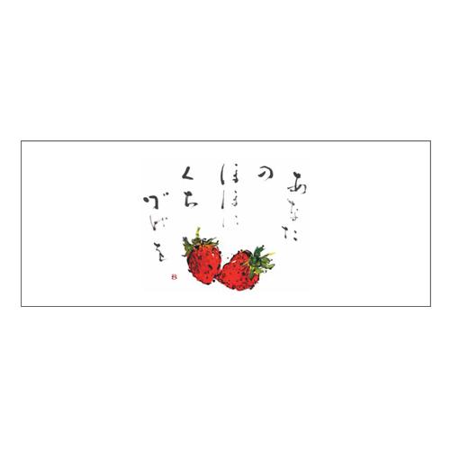 ★箸マットV973(苺)100枚