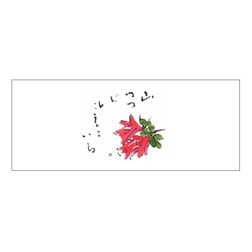 ★箸マットV980(山ツツジ)100枚