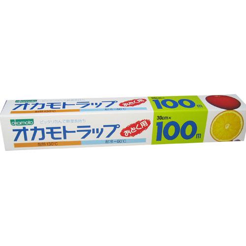 【送料無料】オカモトラップ30cm×100m 30本