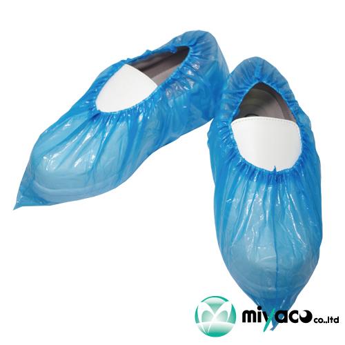 シューズカバー・靴カバー(ブルー) 2000枚(1000足分)