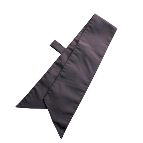 ループ付スカーフ(ブラック) 1枚
