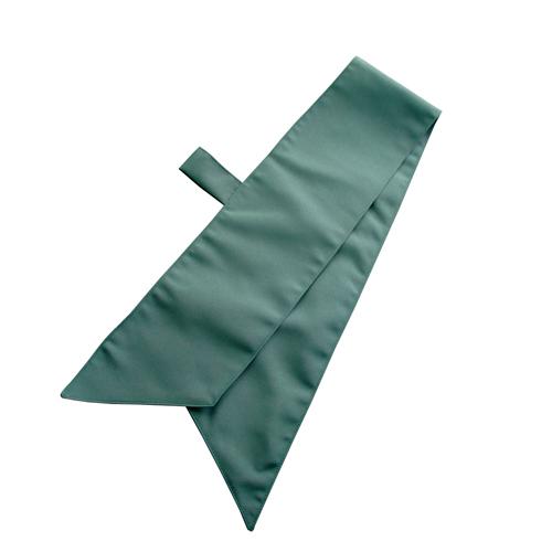 ループ付スカーフ(フォレストグリーン) 1枚
