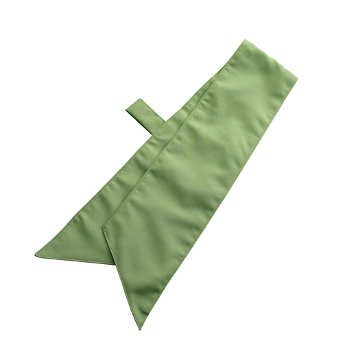 ループ付スカーフ(オリーブ) 1枚