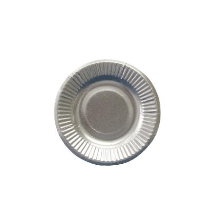 紙皿シルバープレート4号  4800枚