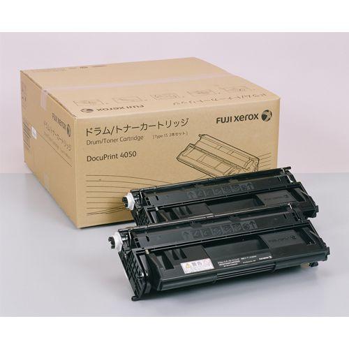 FUJI XEROX(富士ゼロックス) CT350796 ドラムトナー(15K×2本) 純正