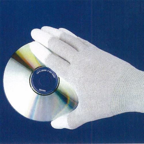 作業用手袋 2996 静電ピッタリ指先コート 1P 240双