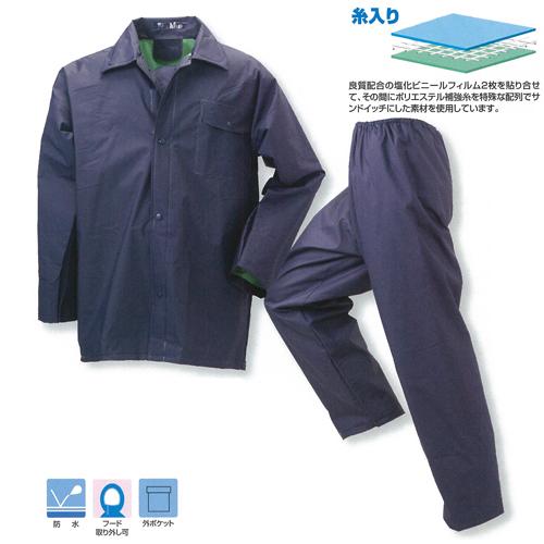 8100 糸入合羽(4L)