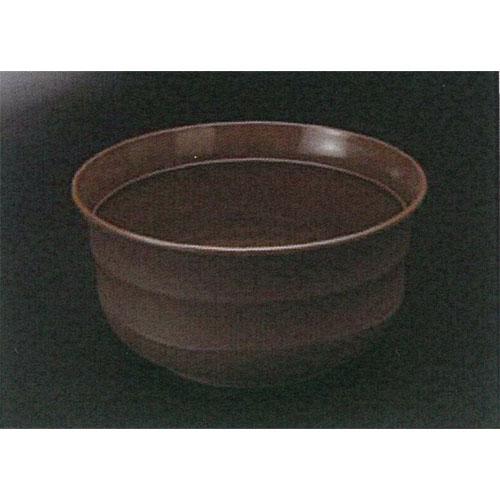デザートカップ PP88パイ-180RIKYU 茶 640個