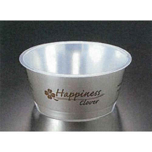デザートカップ ハピネスクローバー シルバー 1000個