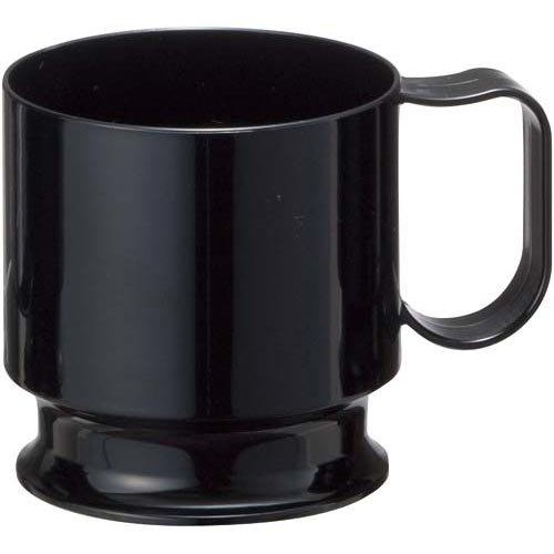 ペーパーカップホルダー205ml(7oz)用【ブラック】 200個