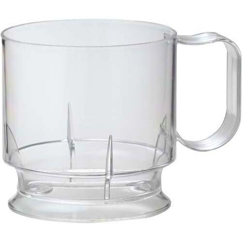 業務用 ペーパーカップホルダー205ml(7oz)用【クリアー】 200個