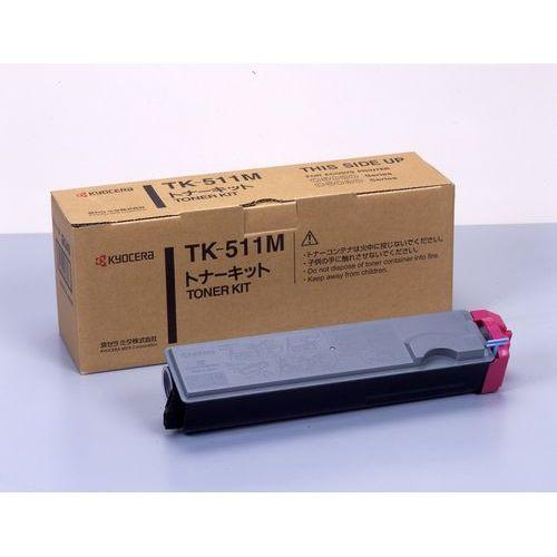 KYOCERA(京セラ)TK-511M マゼンタ 純正
