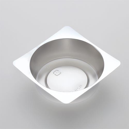 小鉢シリーズ 小鉢70丸 銀 2000個