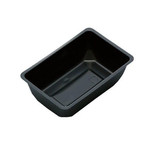 小鉢シリーズ 小鉢70-長6割 黒 3000個